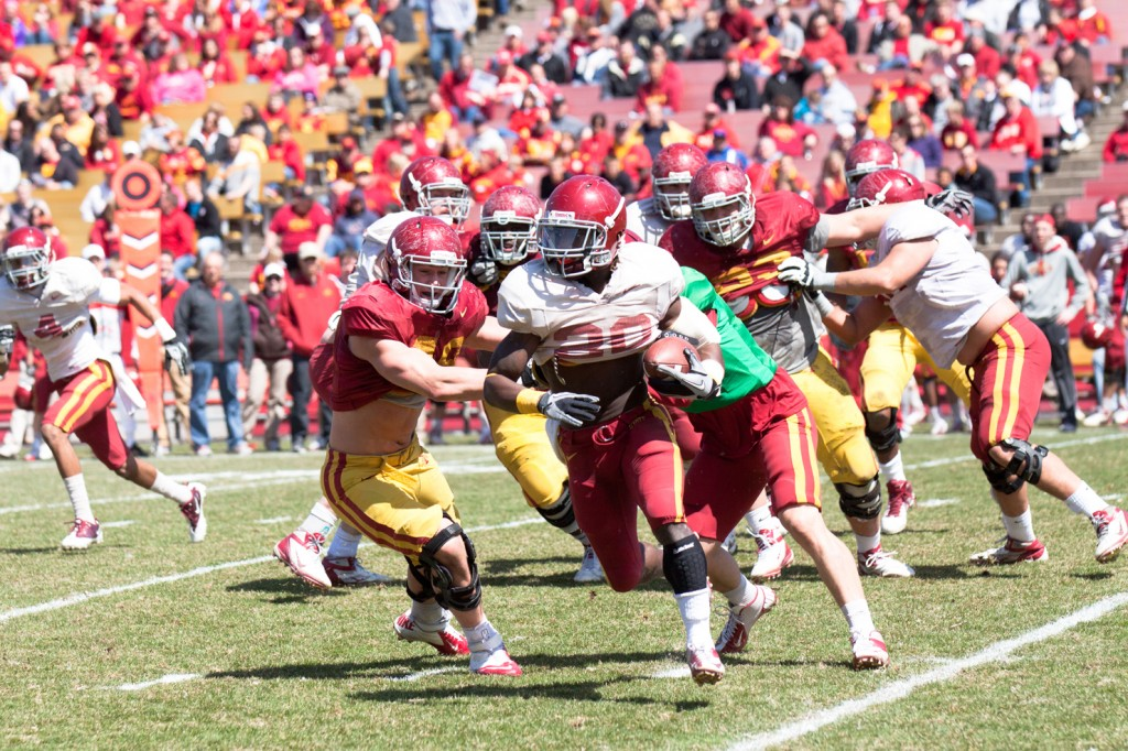 2013 Iowa State Football Spring Game